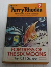 Perry Rhoda #7: Peacelord of the Universe, K. H. Scheer & Walter Ernsting 1971