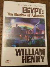 Egypt: The Shadow of Atlantis William Henry Dvd The Scala Dei Collection