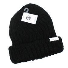 NWT Neff Headwear Fold JINX Black Women's Beanie