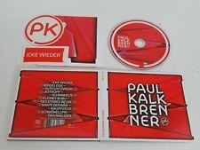 PAUL KALKBRENNER/ICKE WIEDER(PKM 002 CDX)CD ALBUM DIGIPAK