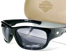 NEW* Harley-Davidson HD902X in Black frame with HD logo with Grey lens Sunglass