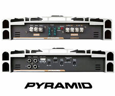 PB3818  PYRAMID 5000 Watt 2 Channel Bridgeable MOSFET Amplifier
