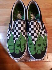 Vans Classic Slip-On Men's Marvel Hulk