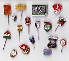 JOB LOT Collection Vintage Athletics Sports Eastern Europe & Russia pin badges