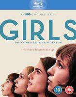Girls - Season 4 [Blu-ray] [2016] [Region Free] [DVD][Region 2]