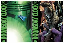 DOOMSDAY CLOCK #7 Variants A & B GARY FRANK  2018 Ships FREE NOW! FAST!!!