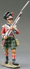 KING & COUNTRY THE AGE OF NAPOLEON NA055 42ND HIGHLANDER ADVANCING MIB