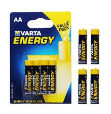 Pila Alcalina Varta ~ 1, 5V ~ LR6 ~ AA ~ Energy (4 monedas)