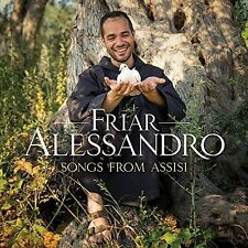 Friar Alessandro - Songs from Assisi [New CD]