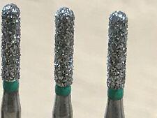 Dental Diamond Burr Course ( 30 ) Round End Cylinder (880) # 140-014L C / KS2