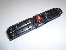 Original Mercedes Benz W203 S203 C200 Schalterleiste Schalterblock Warnblinker