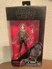 Star Wars The Black Series Rogue One SERGEANT JYN ERSO Figure Sealed Hasbro