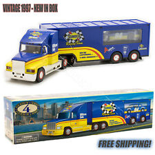NEW IN BOX Vintage 1997 SUNOCO RACING TEAM TRUCK 4th in Series - FREE SHIPPING!