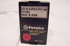 FUTABA G TRANSMITTER MODULE FP-TF-AM 72.750mhz WIDE BAND CH48 FGK FREE SHIP USA