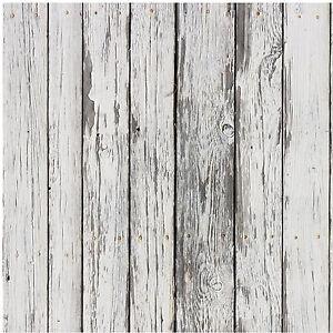 Parato Carta da Parati Adesiva effetto legno Shabby   Autoadesivo Alta qualità