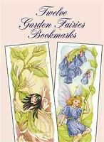 Twelve Garden Fairies Bookmarks, Paperback by May, Darcy, Like New Used, Free...