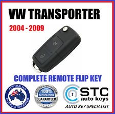 VW VOLKSWAGON TRANSPORTER COMPLETE REMOTE KEY 2004 2005 2006 2007 2008 2009