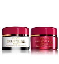Lote Crema de Día y de Noche Antienvejecimiento Time Reversing Intense Oriflame