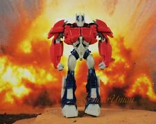 Hasbro Figure Transformers Robot OPTIMUS PRIME Statue Toy Model Cake Topper K993