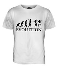 BEACH PARTY EVOLUTION MENS T-SHIRT TEE TOP GIFT FANCY DRESS ACCESSORIES