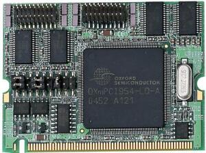 Commell  MP-954 Mini-PCI 3 x RS232 & 1 x RS232/422/485