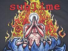 Xxl * Nos vtg 90s 1997 Sublime t shirt * punk ska