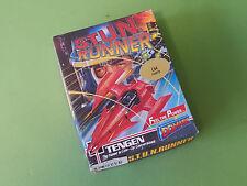 Stun Runner Commodore 64 C64 Game-Domark (SCB)