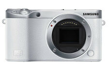 Samsung NX500 4K Camera -White (Only Body) - Fedex Free to USA