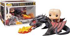 Game of Thrones Daenerys & Fiery Drogon Pop! Funko rides Vinyl figure n° 68