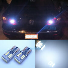 2x 18smd Bright White LED Reverse Light Error Free Can-bus For VW Volkswagen CC