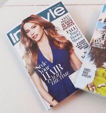 "InStyle with Sofia Vergara mini-magazine for Tonner, Gene, other 16"" dolls"