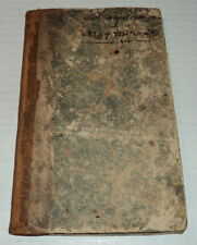 RARE 1817 1ST ED. COLLECTION OF SACRED MUSIC for use of Churches w/o a Choir