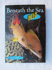 BENEATH THE SEA IN 3D BOOK MARITIME NAUTICAL MARINE (#184)