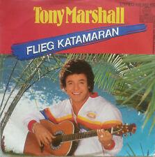 """7"""" 1983 KULT! TONY MARSHALL : Flieg Katamaran / MINT-"""