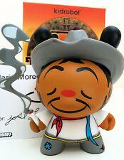 "DUNNY 3"" 2011 AZTECA 2 SERIES JOSE LEANDRO CORDOCA LUCAS 2/25 KIDROBOT TOY VINYL"