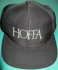Hoffa (1992) Unused Vintage Original Black Baseball Hat Cap — Nicholson & DeVito