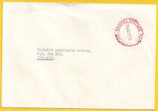 Rhodesia 1980 Postage Paid Famona Bulawayo Jan 25