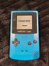 Nintendo Game Boy Color Teal - Very Good Condition