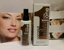 2x Uniq 1 With Coconut Fragrance by Revlon The All in One Hair Treatment 150ml