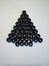 """Lot Of Forty Rubber Grommet For 5/16"""""""" Hole.3/16"""" ID..1/16"""" Panel Thickness"""