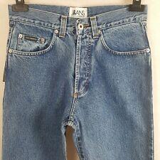 Dolce & Gabbana D&G Mens Jeans Blue W28 L32  Denim Regular Straight Italian