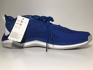 Adidas Speed Trainer 4 Royal Blue White Baseball Running Shoes CG5139 Size 12.5
