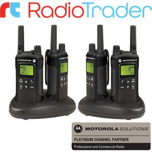 Motorola XT180 Quad-Pack Walkie Talkies