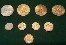 4 X half dollar Kennedy plus dimes 1951-1974 lot