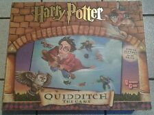 Harry Potter Quidditch Board Game University Games Complete!