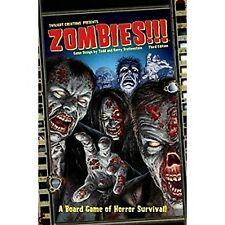 Zombies!!! MAIN GAME 3rd Edition
