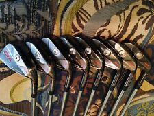 Golf Adams MB Iron Set 3-9, PW Total (8) Piece Set, Flex(S) REDUCED-XMAS SAVINGS