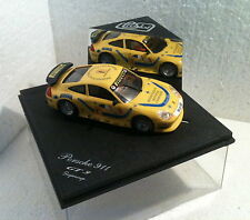 qq PS 1025 PROSLOT PORSCHE 911 GT3 SUPERCUP # 22 HEIDSIECK & CO