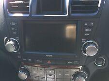 04-11 TOYOTA AURION, CAMRY, KLUGER PRADO GENUINE GPS NAVIGATION DVD DIRVE REPAIR