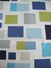 87cm Scion Blocks Cotton Curtain Fabric Remnant